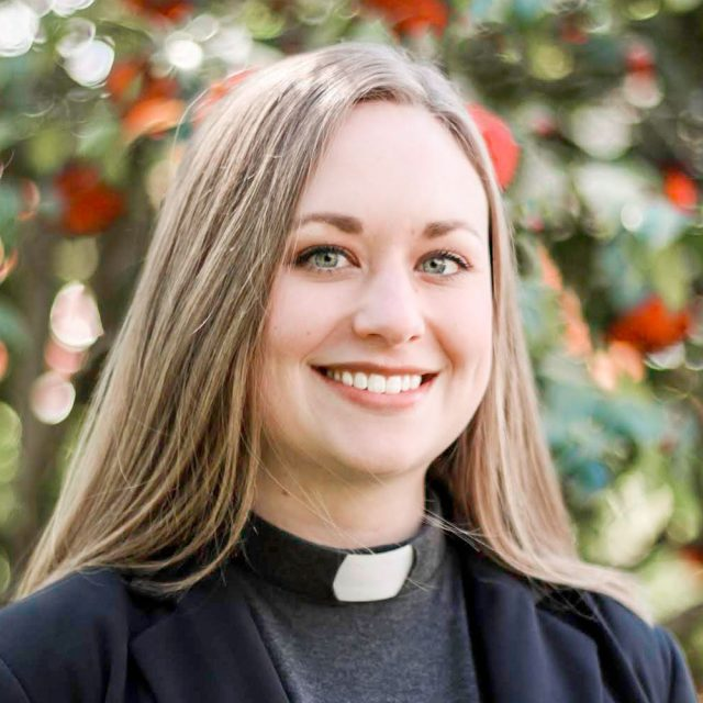 The Rev. Rachel Hoffman